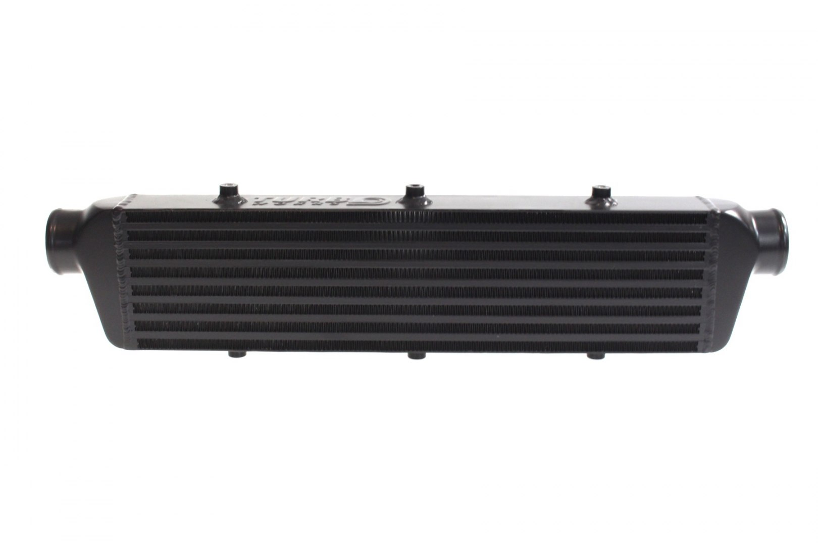 "Intercooler TurboWorks 550x140x65 2,5"" BAR AND PLATE Czarny - GRUBYGARAGE - Sklep Tuningowy"
